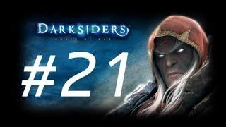 Прохождение Darksiders Wrath of War #21 Аваддон