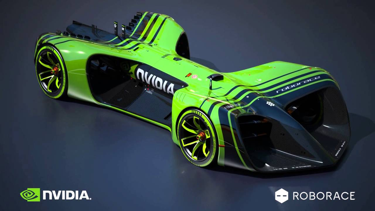 Rc Car Wallpaper Roborace And Nvidia Youtube