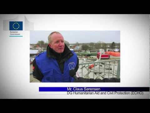 Promo European Union Civil Protection Mechanism