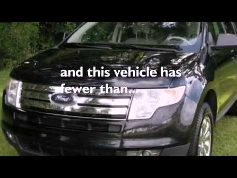 Preowned  Ford Edge Jacksonville Nc