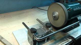 Заточка керамических ножей. Часть 2. Практика.