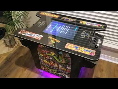 Arcade1up Cocktail Table w/60-1 from Tony Bishop