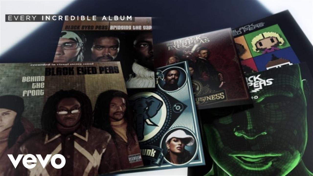 The Black Eyed Peas - The Black Eyed Peas - The Complete Vinyl Collection (Trailer)