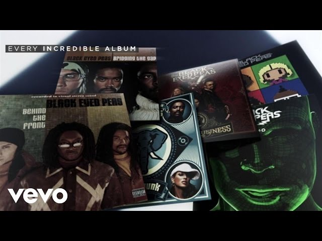 The Black Eyed Peas - The Complete Vinyl Collection (Trailer)
