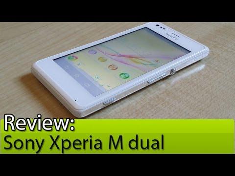 Prova em vídeo: Sony Xperia M dual | Tudocelular.com