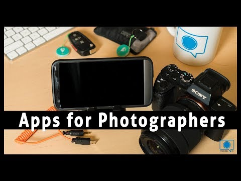 📱📷Apps For Photographers - List Of The Best Apps For Getting Great Photos