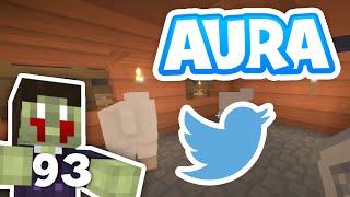 Twitter Fragen und doch mehr Schafe! | Minecraft AURA #93 | Zombey