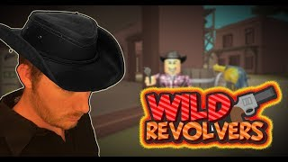 NEW SHERIFF IN TOWN -- ROBLOX WILD REVOLVERS {Roblox with my daughter}