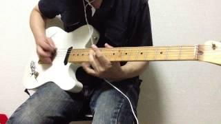 万華鏡と蝶 Superfly ギターカバー