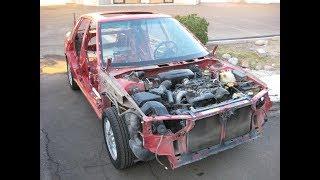 Subaru Legacy Gen 2 Rebuild and Restoration Project