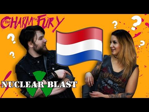 THE CHARM THE FURY - Dutch Trivia with Caroline Westendorp and Mathijs Tieken (DUTCH QUIZ)
