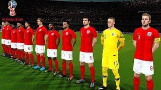 CROATIA vs ENGLAND - FIFA World Cup Russia 2018 Gameplay