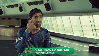 Shahnawaz Dahani On His Celebration Style | #HBLPSL6