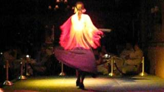 Flamenco at The Columbia Restaurant in Ybor City