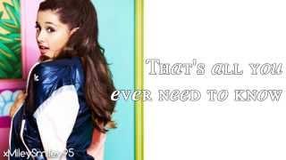 Download Lagu Ariana Grande & MIKA - Popular Song (with lyrics) mp3