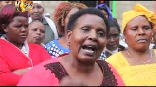Kikundi kimoja cha kina mama katika kaunti ya Murang'a kimejizatiti...