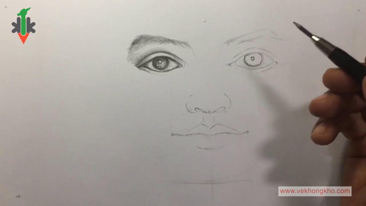 Hướng dẫn học vẽ nâng cao 11 – vẽ không khó