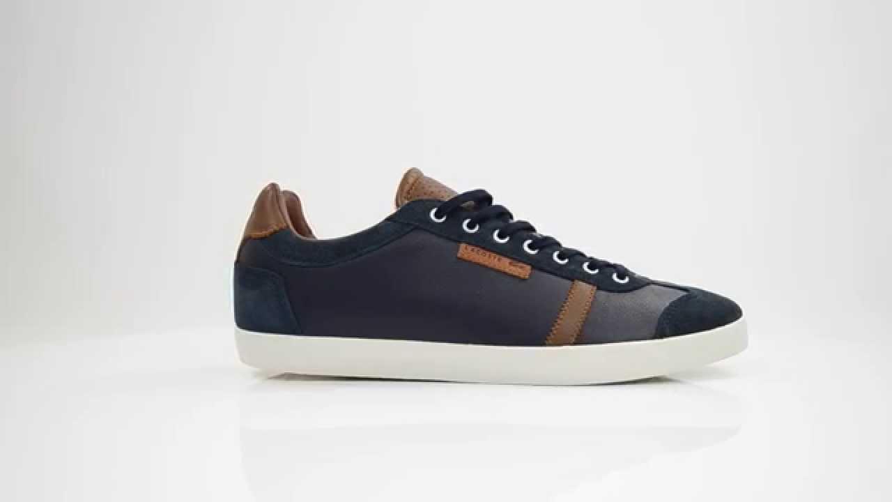 Youtube Brendel nl Fashionfootwear Schoenen Navy Heren Lacoste xAwY4qazY