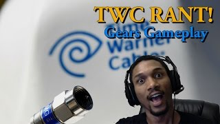 Time Warner Cable Rant - Nationwide Outage! (Gears 3 Gameplay)
