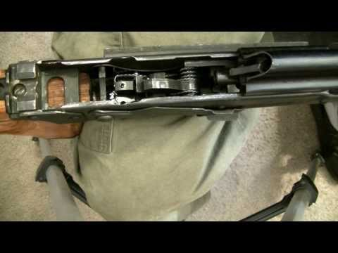Red Star Arms NEW TRIGGER - YouTube