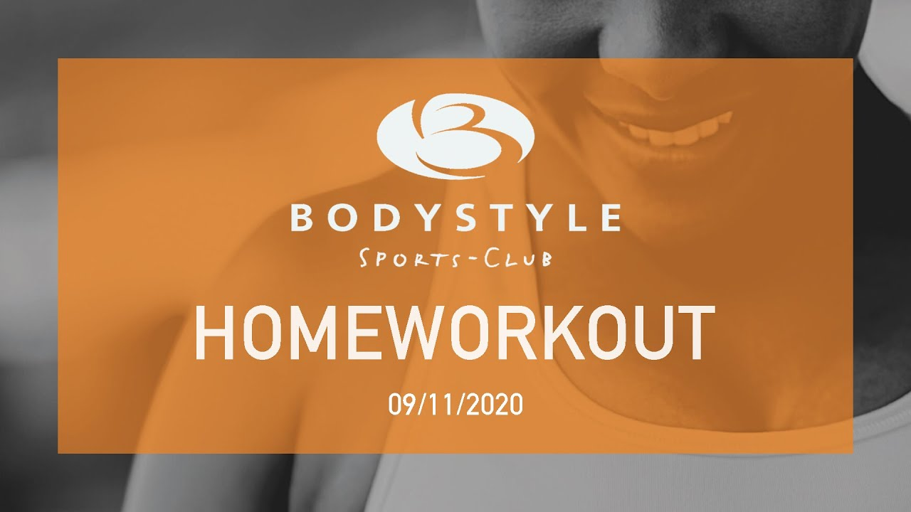 Neues Homeworkout Video online!