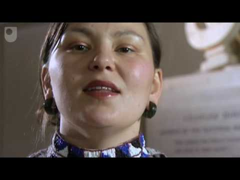 Tanya Tagaq- The sounds of throat singing