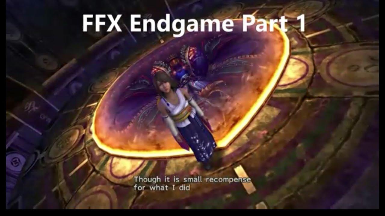 Final Fantasy X Endgame Walkthrough – Episode 1!