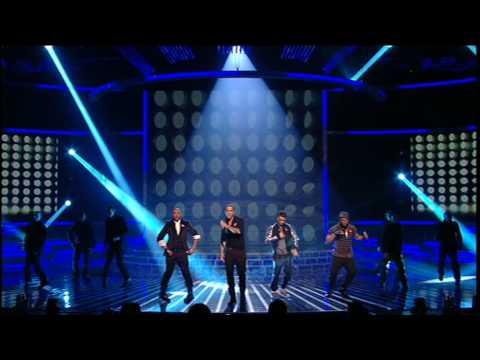 JLS :: X Factor  :: Everybody in Love