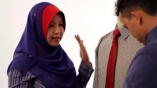 Puan MaryAnni - Tip Penampilan (Pakaian Lelaki) Ke Temuduga