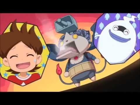 Yo Kai OP (song Akihisa Kondo   Black Night Town)