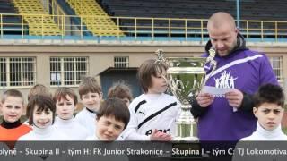 Los E.ON Junior Cup, Milevsko 28.4.2012