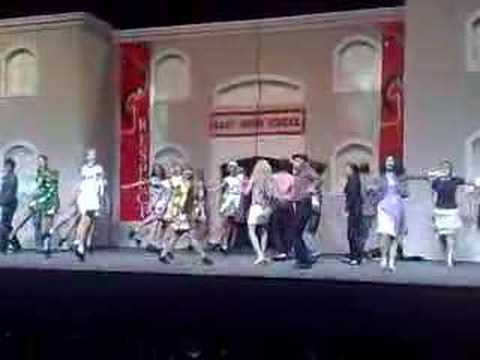 HIGH SCHOOL MUSICAL-ON STAGE-Beirut