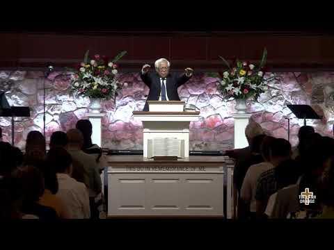 Tiên Tri Và Đức Chúa Trời,     Mục sư Nguyễn Thỉ.     Hội Thánh Tin Lành Orange