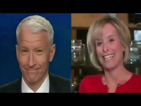 You'll Giggle Watching This Stoned CNN Reporter Giggle