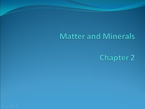 ESC1000 Earth Science Chapter 2