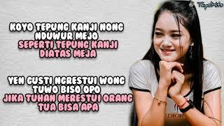 Download lagu SAFIRA INEMA Aku Ra Mundur Mas Teko Atimu DJ Tepung Kanji   Lirik Musik Video   Lyrics Music Video