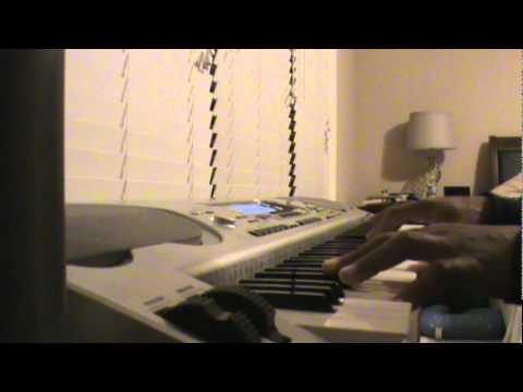Just For Me Shekinah Glory Keyboard Practice Youtube