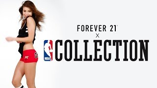 Forever 21 x NBA Collection Thumbnail
