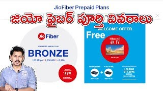 Jio Fiber Launched: Jio Broadband Plans, Price, Offers, Speeds, 4K TV and Other Details