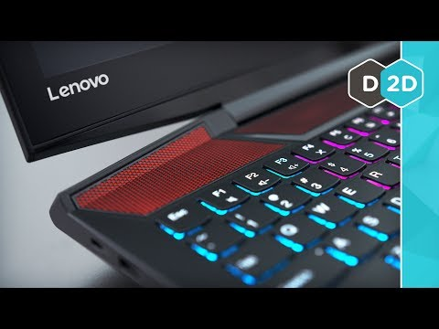 Lenovo Y720 Review – Their Cheapest Gaming Laptop with a GTX 1060