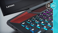 Lenovo Y720 Review - Their Cheapest Gaming Laptop with a GTX 1060!