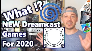 What!? New Dreamcast games in 2020