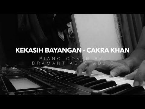 Cakra Khan - Kekasih Bayangan (Piano Cover)