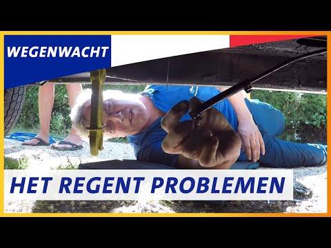 het regent problemen wegenwacht in het buitenland 118