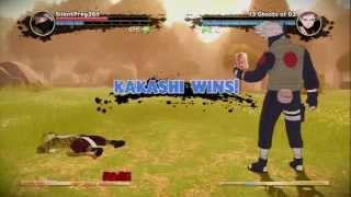 Naruto The Broken Bond - XBOX360 - Online Fights FT4