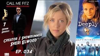 Tv Writer Podcast 034 - Sheri Elwood (call Me Fitz, Defying Gravity)