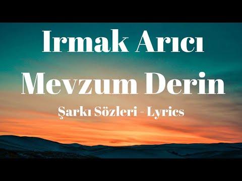 Mevzum Derin (Şarkı Sözleri) Lyrics - Irmak Arıcı indir