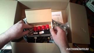 Розпакування STAG 4 Q box Basic