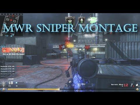 Rockst4r - A MWR Sniper Montage