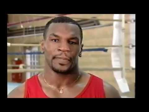 Mike Tyson vs Peter McNeeley  Promo Outtakes